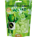 Candy cocktail ositos gominola sabor mojito 0% alcohol estuche de 100g.