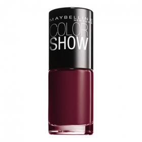 Maybelline laca uñas colorshow nº 352 downtown red
