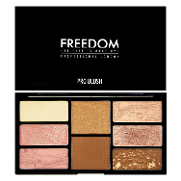 Paleta coloretes pro blush bronze freedom