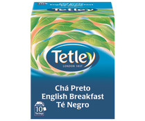 Tetley te negro english breakfast 10