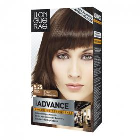 Llongueras coloracion permanente 5 25 marron chocolate advance advance