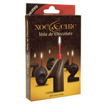 Xoc & chic vela chocolate