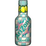 Arizona te verde al limon de 50cl. en botella