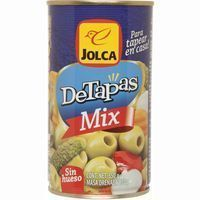 Jolca cocktail detapas mix de 350g. en lata
