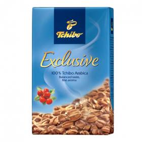 Café exclusive tchibo de 250g.