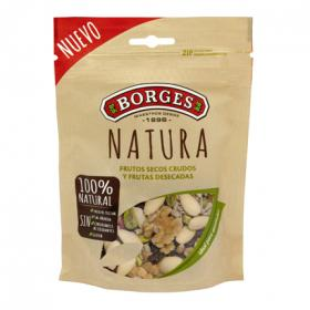 Borges cocktail natural frutos secos de 130g. en bolsa