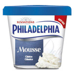Philadelphia mousse natural de 140g.