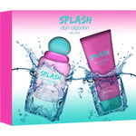 Don Algodon splash eau toilette femenina body lotion tubo de 75ml. en spray