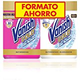 Vanish quitamanchas polvo gold blanco rosa oxiaction de 470g.