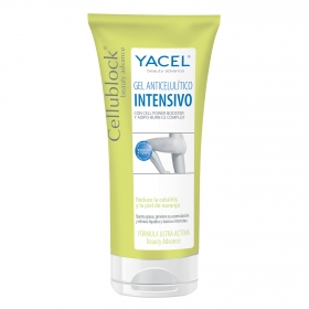 Yacel gel anticelulitico intensivo cellublock de 20cl.