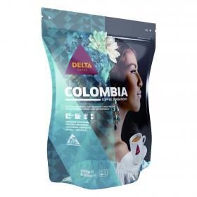 Delta cafe colombia molido tueste natural torrefacto de 250g.