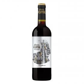 Sanz vino madrid tinto capital capital de 75cl.