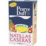 Duff pearce natillas envase de 1l.