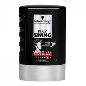 Poly Swing gel fijador sin limite de 30cl.