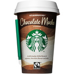Starbucks discoveries bebida fria chocolate mocha vaso de 220g.