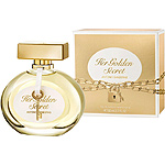 Antonio Banderas her golden secret eau toilette natural de 50ml. en spray