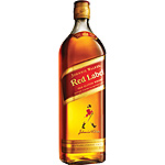 Johnnie Walker whisky escoces etiqueta roja de 70cl. en botella