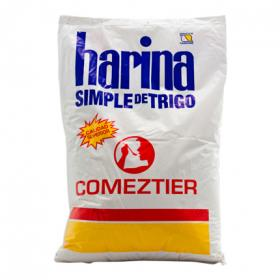 Comeztier harina simple de 500g.