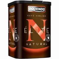 Oquendo cafe elite descafeinado de 250g.