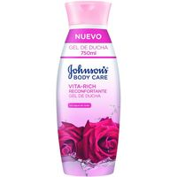 Agua De Rosas gel johnson`s de 75cl. en bote
