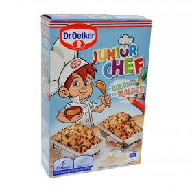 Dr Oetker pasteles junior chef de 245g.