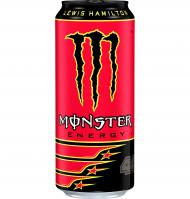 Monster refresco hamilton de 50cl.