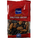 Emicela cocktail frutos secos natural de 150g. en bolsa