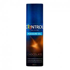 Control preservativo sex senses gel chocolate de 50ml.