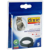 Dixie collar intecticida negro