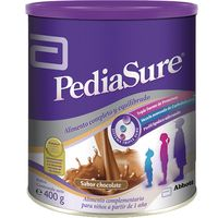 Pediasure chocolate de 400g. en bote