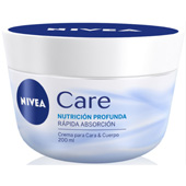 Nivea crema care de 20cl.