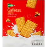 El Corte Ingles galleta con relieve estuche de 700g.