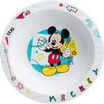 Mickey plato decorado hondo 19,5 cm
