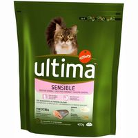 Ultima comida gato digestion sensible de 400g.