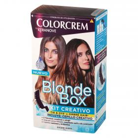 Colorcrem kit creativo blonde box