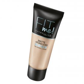Maybelline maquillaje fit me matte poreless nº 220
