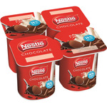 Nestle_ yogur sabor chocolate de 125g. por 4 unidades