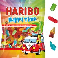 Haribo happy time de 135g. en bolsa