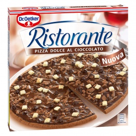 Dr Oetker pizza chocolate de 300g.