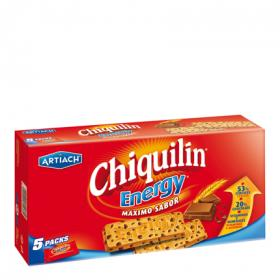 Chiquilín galleta con gotas chocolate de 250g.
