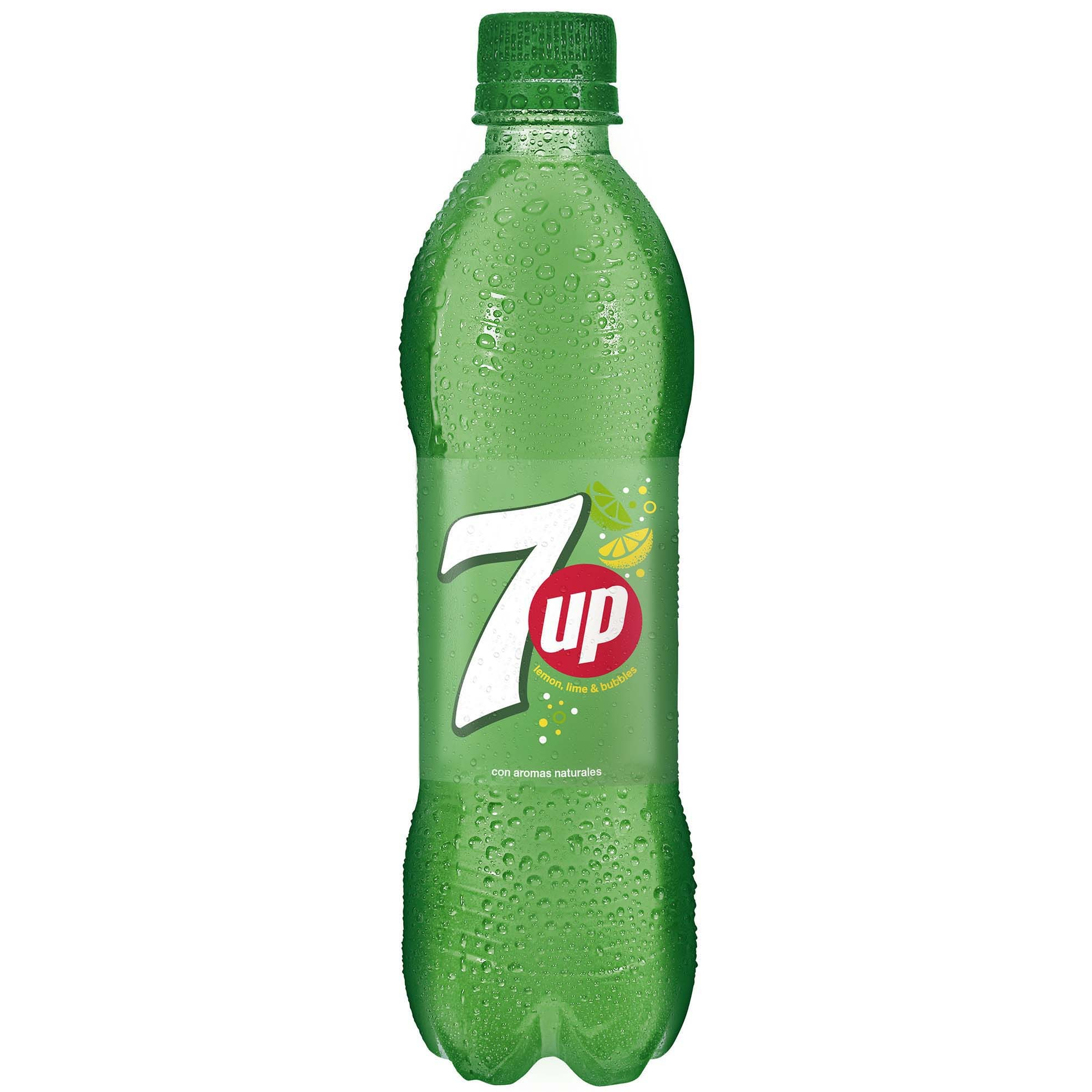 7up refresco lima limon con gas lima de 50cl. en botella