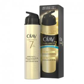 Olay crema total effects activadora dia de 50ml.