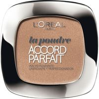 Loreal accord perfect polvos compactos d7
