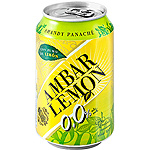 Ambar cerveza limon sin alcohol 0% lemon de 33cl. en lata