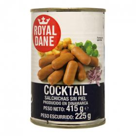 Royal salchicha cocktail dane de 490g.