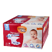 Carrefour Baby pañal premium t 3 104