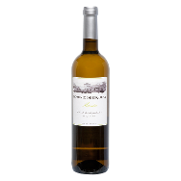 Vino blanco macabeo dominio de requena de 75cl.