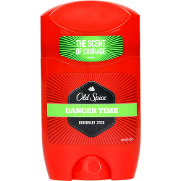 Old Spice desodorante danger time stick de 50ml.