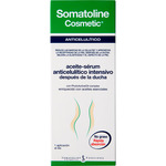 Somatoline aceite serum anticelulitico intensivo despues ducha de 12,5cl. en spray