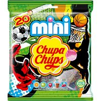 Chupa Chups mini megachups football de 120g.